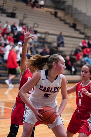 LB Girls JV Basketball vs Hopewell-Loudon (2019-12-28)
