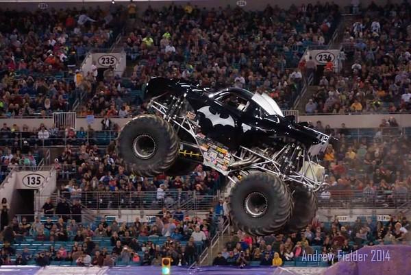 2014 Jacksonville Monster Jam