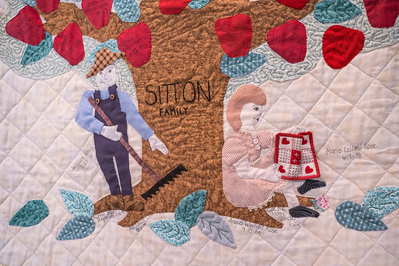 Leilani's Quilts 2021