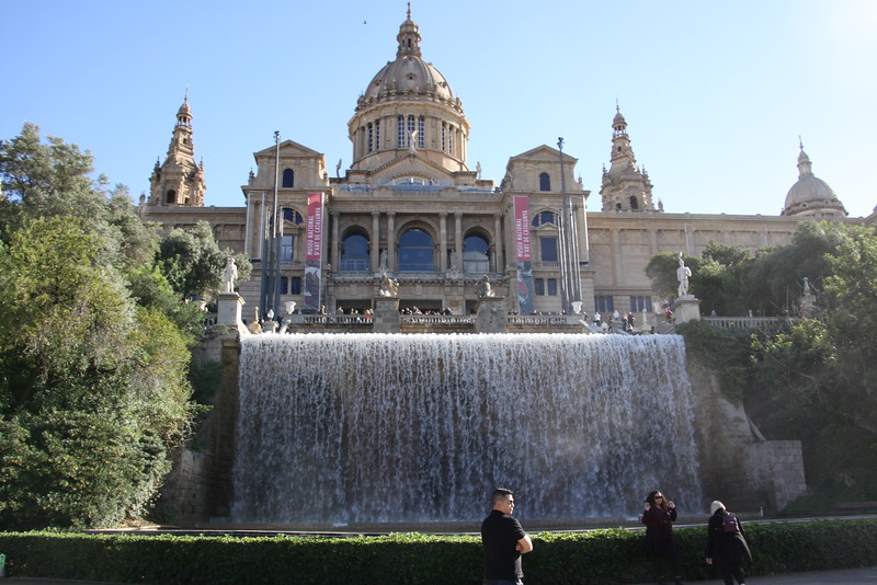MNAC National Museum of Catalan Art