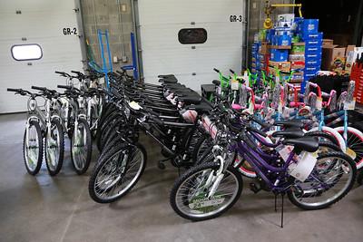 Bikes for Kids Loading   7/22/2016