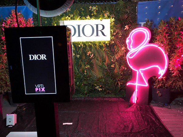 DIOR - STUDIO BOOTH