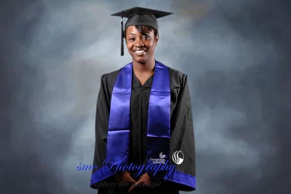 Monique Hill College Grad