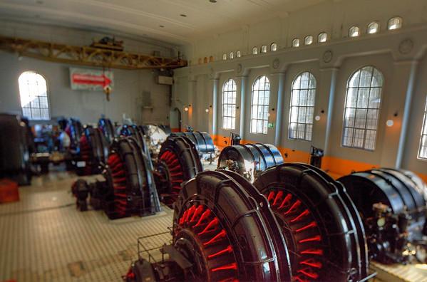 Vemork Hydroelectric Plant