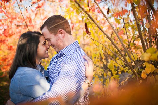 Nicole + Steve Engagement Session
