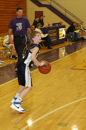 5th Grade - 2/16/08 Jackson Gold Vs. Hudson (Garson)
