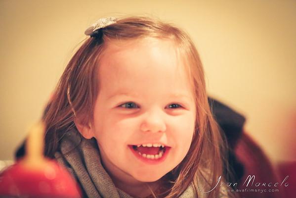Chloe Christmas 2014