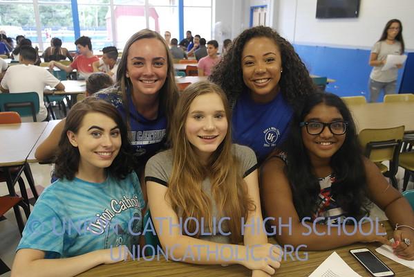 Student Orientation Days 2016