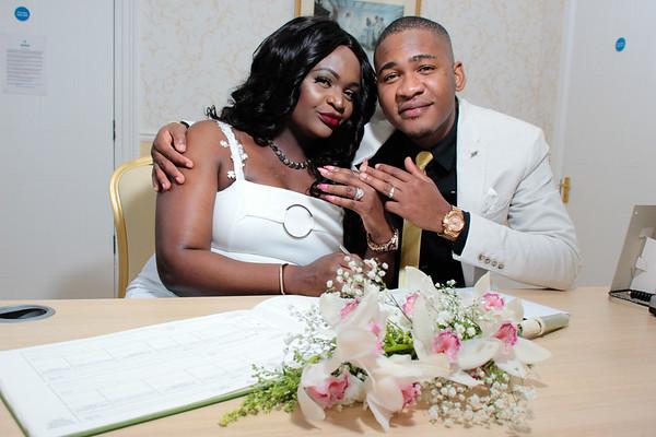 Roland and Vivian's Wedding