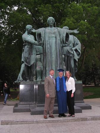 Alex's UIUC Graduation