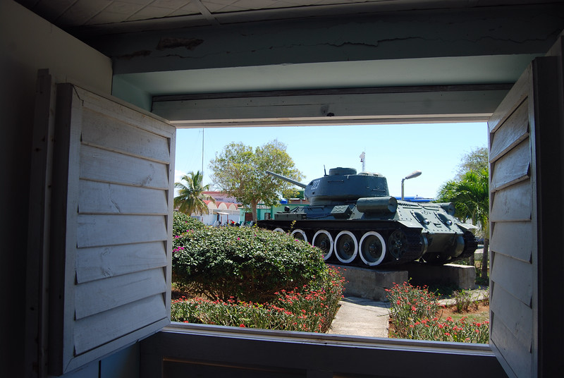 Museum at Bay of Pigs - Lou Tucciarone