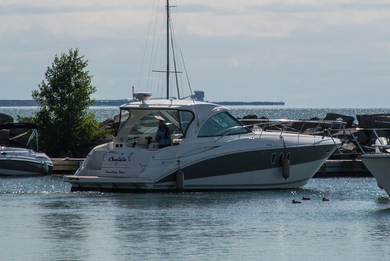 Wednesday, July 24 - Off to Port Stanley