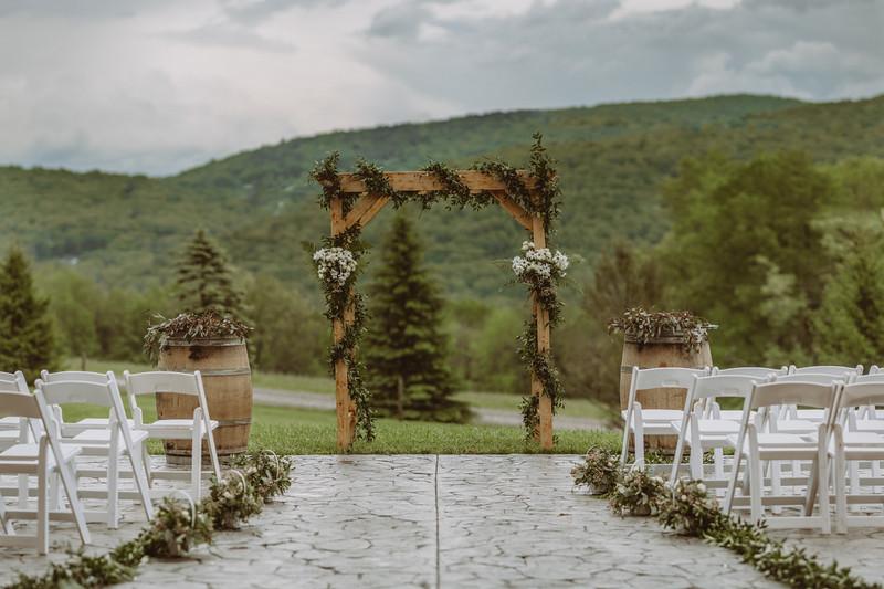 White Hollow Acres Summer Rustic Boho Barn Wedding Upstate New York 009.jpg