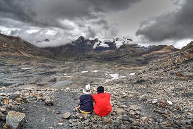 Trekking the Cordillera Blanca