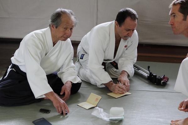Aikido Kenyukai Noosa: Oct 2010 Seminar