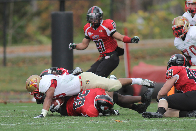 Gardner-Webb defeated VMI, 38-7, Saturday October 27