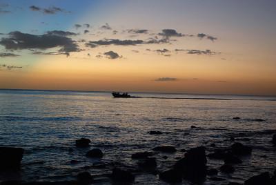 Galiwinku sunsets, April 2008