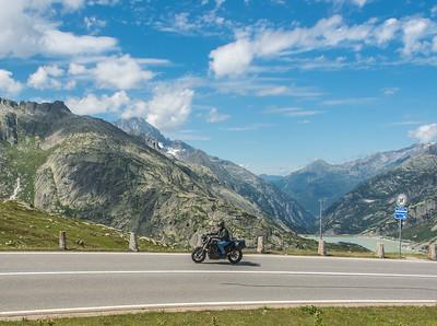 Classic Alpine Adventure July/August 2017