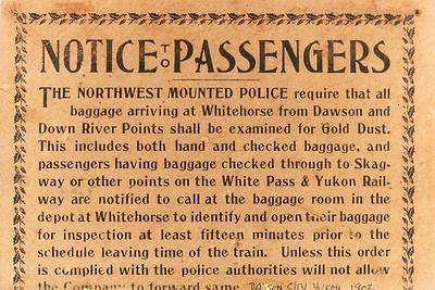 1937 - Trip to the Yukon
