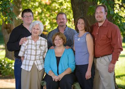 Zerkel Family - August 11, 2013