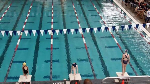 february 21. 2015 swim meet videos