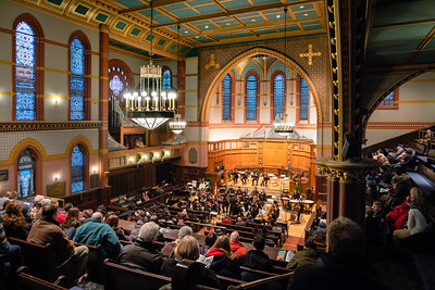 Greater New Haven Youth Ensembles, Battell Chapel - 1/6/2018