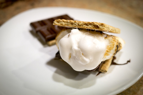 Indoor S'mores