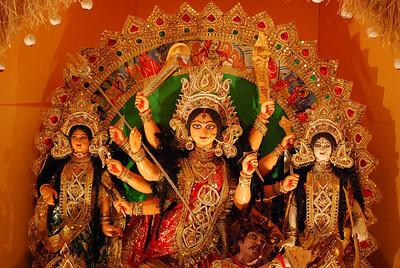 2008-Durga Puja in Geneva