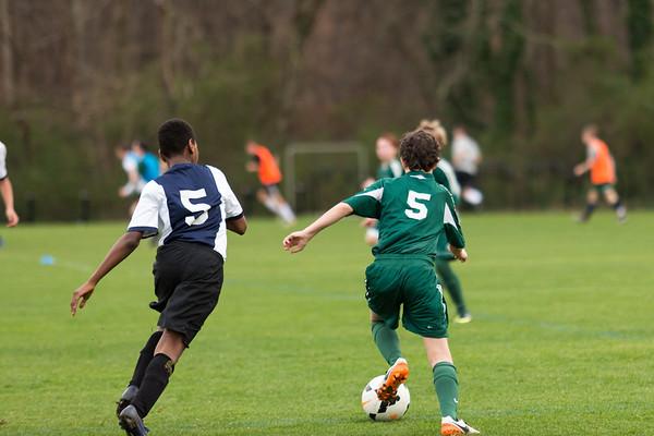 Patrick Cobler - Soccer #5
