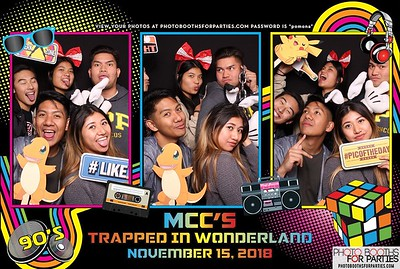 MCC's Trapped in Wonderland