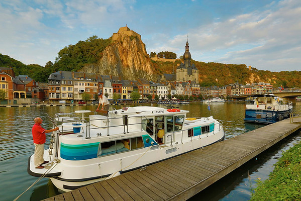 2013 house boat on the meuse