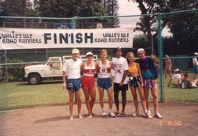 1993 Hana Relays 9-18-1993