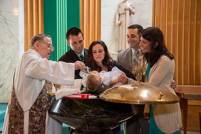 Summer Lynn's Baptism