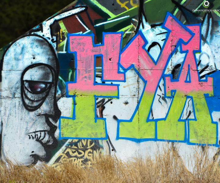 I love this Graffitti