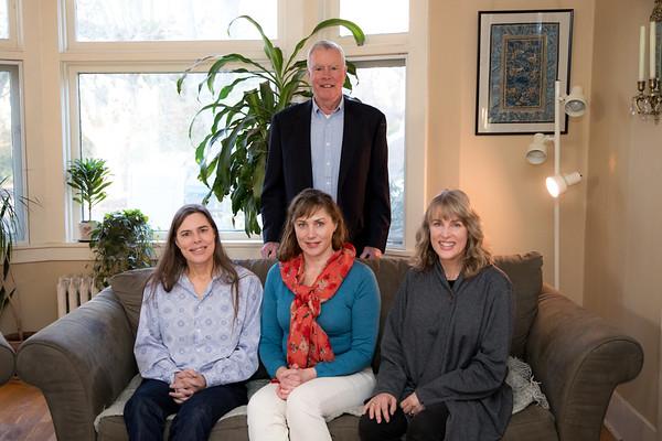 John Cunningham & Family