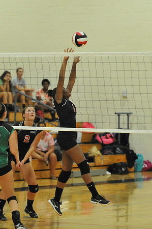 2013-09-03 BHS Volleyball VS Myers Park