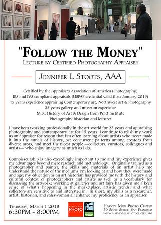Follow the Money - Jennifer Stoots