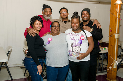 Melicia Baby Shower 1/26/2019