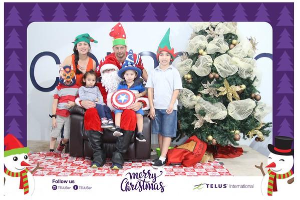 20191207 - Evento de TELUS navideño