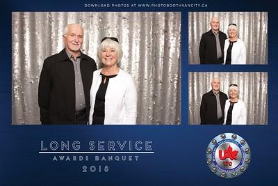 UA Local 170 - Awards Banquet 2018