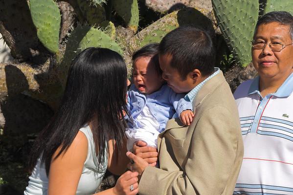 Averie's Baptism - 2007, 11/20
