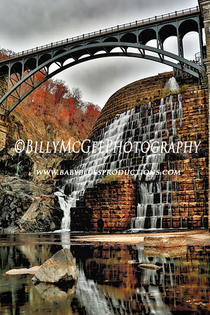 Croton Reservoir Dam - 07 Nov 2015