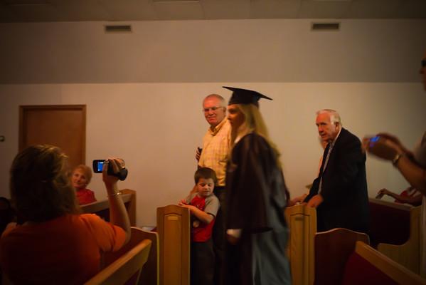 Crystal Pollock Graduation