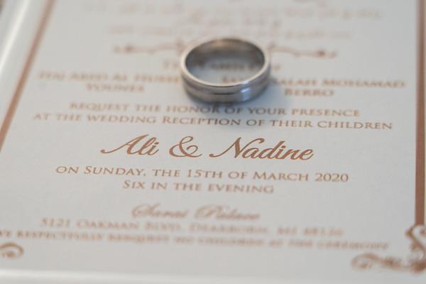 Ali & Nadine