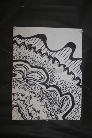 high school art . 4.11.13