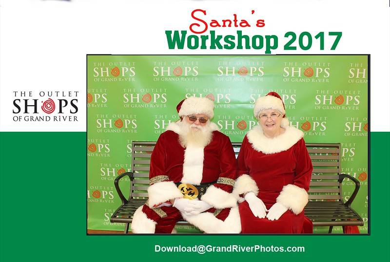 OSGR Santa's Workshop 2017