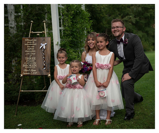 Kavena & Matt's Wedding