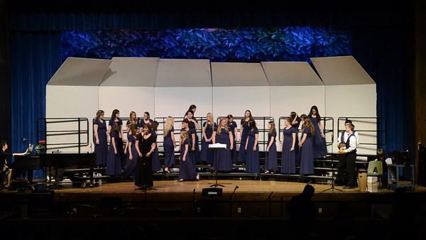 WHS Spring Chorus Concert 2013