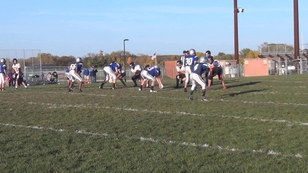 Eagan V Faromington B Quarter VIDEO