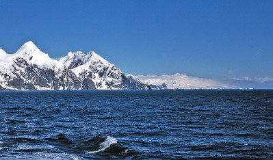 Antarctic Trip 1998